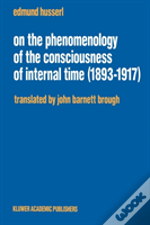 On The Phenomenology Of The Consciousness Of Internal Time, 1893 -1917