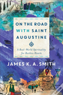 Wook.pt - On The Road With Saint Augustine