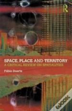 On Urban Space, Place, And Territory