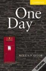 One Day Book/Audio Cd Pack