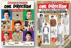 Wook.pt - One Direction - Pack 2 Livros