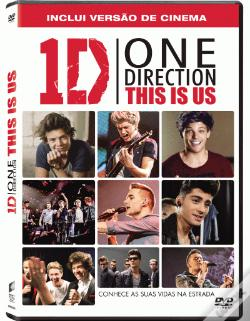 Wook.pt - One Direction: This is Us (DVD-Vídeo)