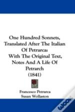 One Hundred Sonnets, Translated After Th