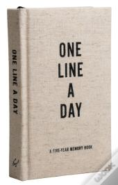 One Line A Day - A Five-Year Memory Book