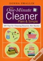 One-Minute Cleaner Plain And Simple