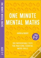 One Minute Mental Maths For Ages 5