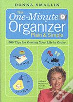 One-Minute Organiser Plain And Simple