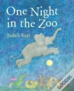 One Night In The Zoo Book & Cd