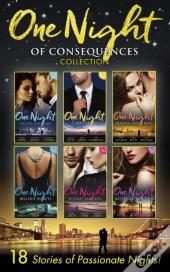 One Night Of Consequences Collection (Mills & Boon E-Book Collections)