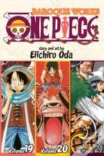 One Piece: Baroque Works 19-20-21, Vol. 7