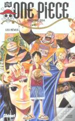 One Piece T.24 ; Les Rêves