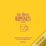 Oneminute Happiness Journal The