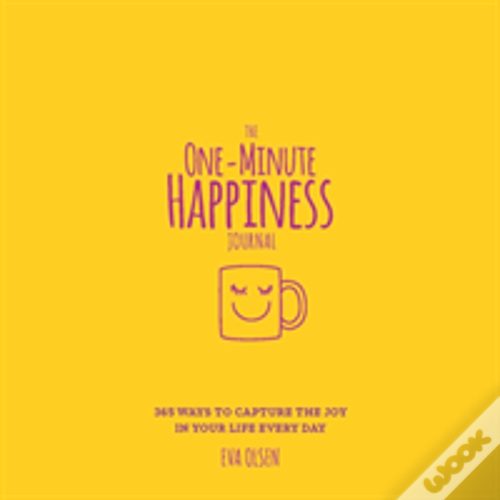 Epub Grátis Oneminute Happiness Journal The