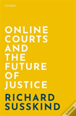 Wook.pt - Online Courts And The Future Of Justice