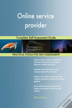 Wook.pt - Online Service Provider Complete Self-Assessment Guide