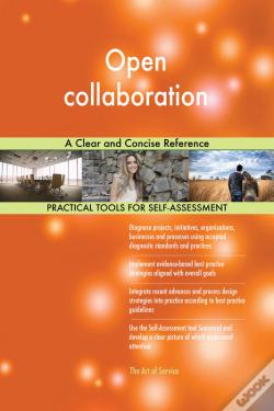 Wook.pt - Open Collaboration A Clear And Concise Reference