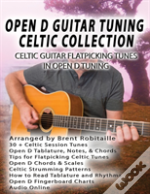 Open D Guitar Tuning Celtic Flatpicking