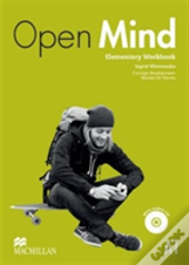 Open Mind British Edition Elementary Level Workbook Without Key & Cd Pack