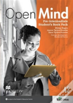Open Mind British Edition Pre-Intermediate Level Student'S Book Pack