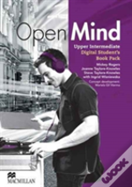 Open Mind British Edition Upper Intermediate Level Digital Student'S Book Pack