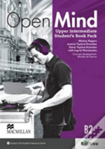 Open Mind British Edition Upper Intermediate Level Student'S Book Pack