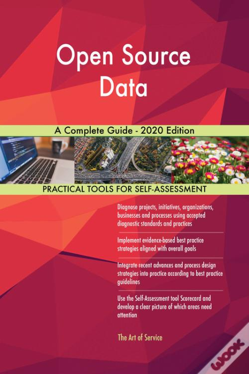 Epub Grátis Open Source Data A Complete Guide - 2020 Edition