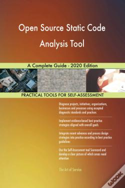 Wook.pt - Open Source Static Code Analysis Tool A Complete Guide - 2020 Edition