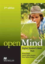 Openmind 2nd Edition Ae Level 1 Digital Student'S Book Pack Premium