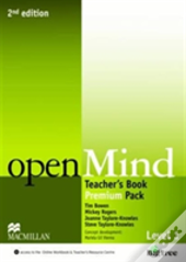 Openmind 2nd Edition Ae Level 1 Teacher'S Edition Premium Pack
