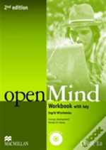Openmind 2nd Edition Ae Level 1a Workbook With Key & Cd Pack