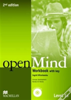 Wook.pt - Openmind 2nd Edition Ae Level 1a Workbook With Key & Cd Pack