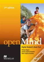 Openmind 2nd Edition Ae Level 2 Digital Student'S Book Pack