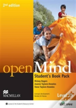 Openmind 2nd Edition Ae Level 2b Student'S Book Pack
