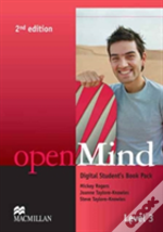 Openmind 2nd Edition Ae Level 3 Digital Student'S Book Pack