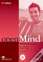 Openmind 2nd Edition Ae Level 3 Workbook With Key & Cd Pack