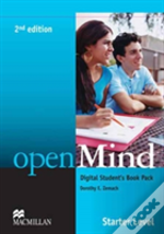 Openmind 2nd Edition Ae Starter Level Digital Student'S Book Pack