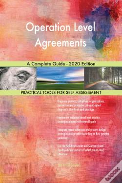 Wook.pt - Operation Level Agreements A Complete Guide - 2020 Edition