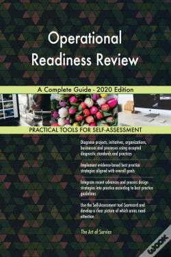 Wook.pt - Operational Readiness Review A Complete Guide - 2020 Edition