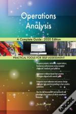 Operations Analysis A Complete Guide - 2