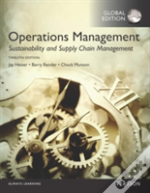 Operations Management: Sustainability And Supply Chain Management Plus Myomlab With Pearson Etext