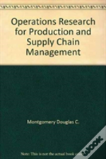 Operations Research For Production And Supply Chain Management