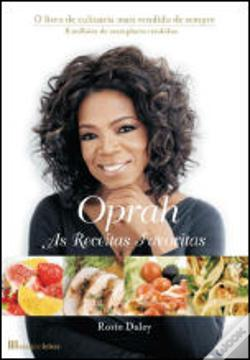 Wook.pt - Oprah - As Receitas Favoritas