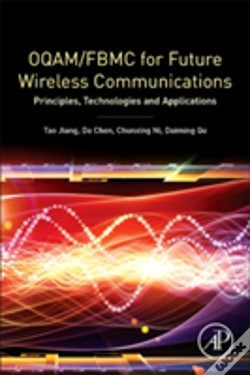 Wook.pt - Oqam/Fbmc For Future Wireless Communications