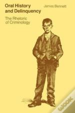 Oral History And Delinquency