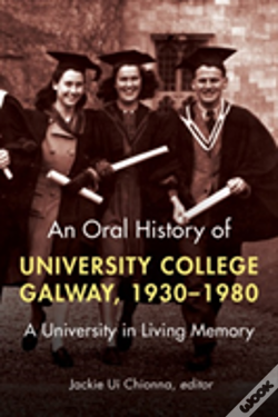 Wook.pt - Oral History Of University College Galwa