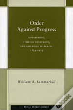 Order Against Progress
