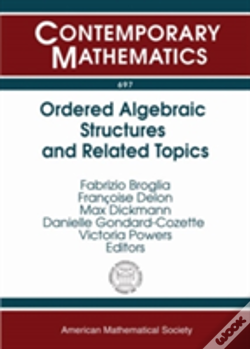 Wook.pt - Ordered Algebraic Structures And Related Topics