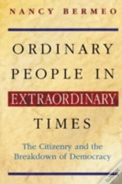 Wook.pt - Ordinary People In Extraordinary Times
