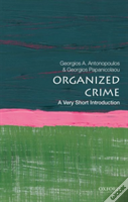 Wook.pt - Organised Crime: A Very Short Introduction