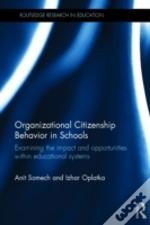 Organizational Citizenship Behavior In Schools
